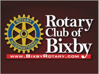 Rotary Club of Bixby logo