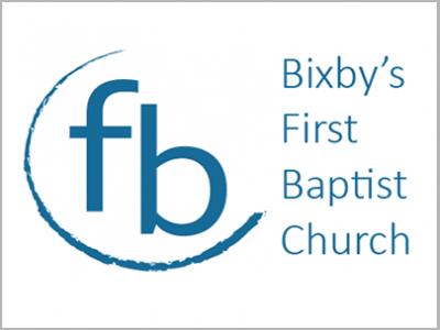 Bixby's First Baptist Church