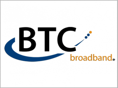 BTC Broadband logo