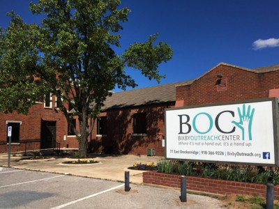 Bixby Outreach Center Building