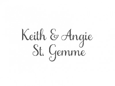 Keith & Angie St. Gemme