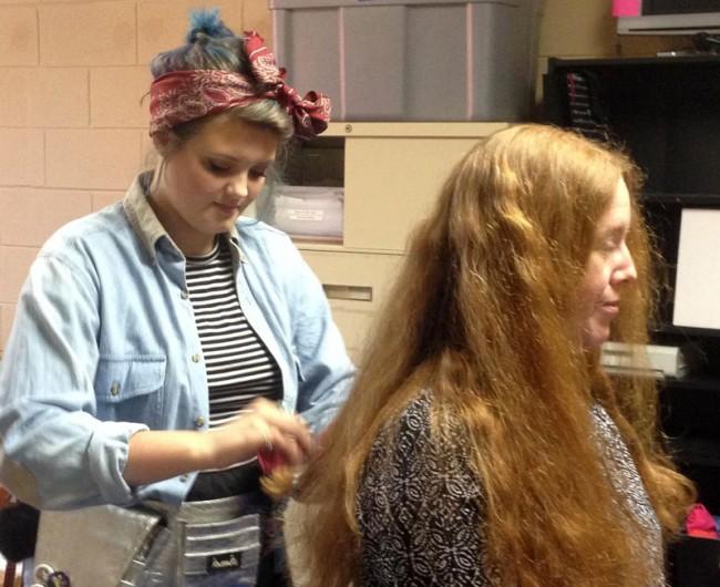 Alyssa Hicks Hair Stylist