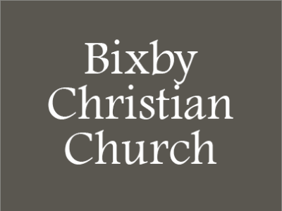 Bixby Christian Church