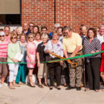 BOC Building Dedication - Ribbon Cutting
