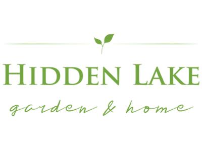 Hidden Lake Garden & Home Logo