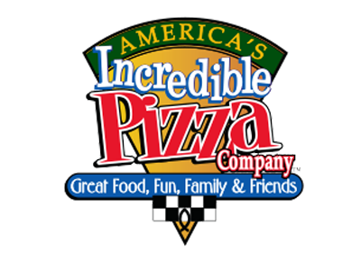 Incredible Pizza Logo