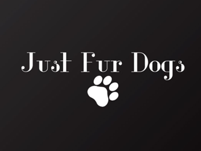 Just Fur Dogs Logo