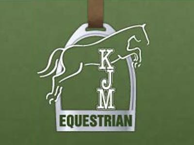 KJM Equestrian Logo