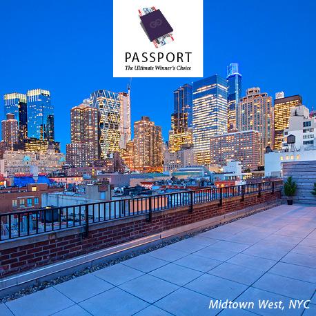 Passport to Paradise Location - City