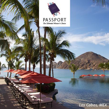 Passport to Paradise Location - Beach
