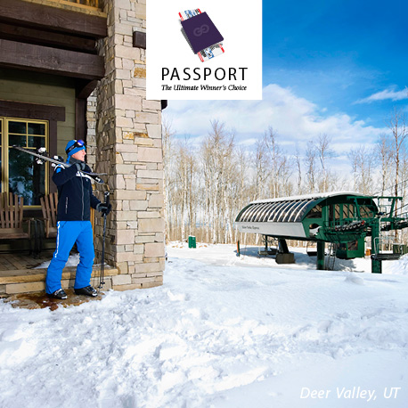 Passport to Paradise Location - Mountains