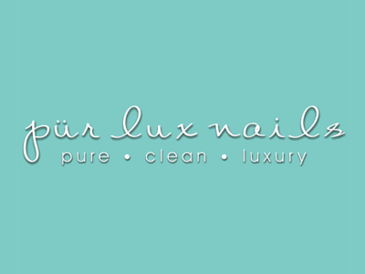 Pur Lux Nails Logo