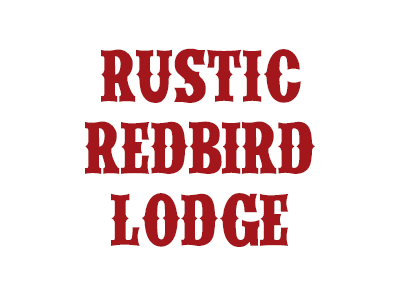 Rustic Redbird Lodge