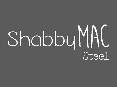 Shappy Mac Steel Logo