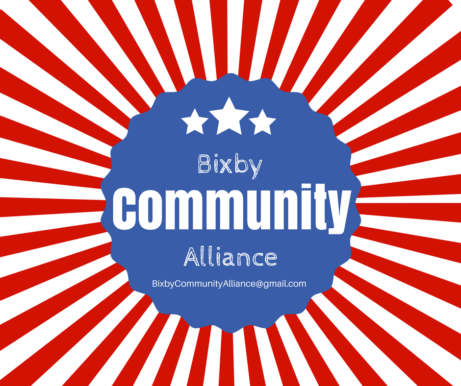 Bixby Community Alliance logo