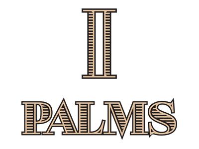 II Palms logo