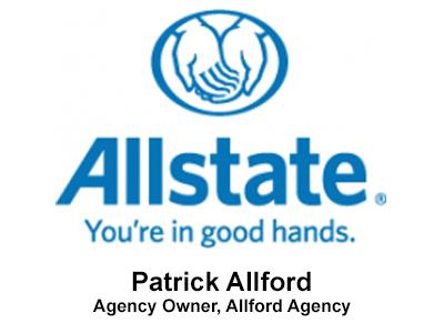 Patrick Allford Allstate logo