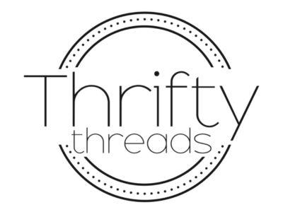Bixby's Thrifty Threads store logo