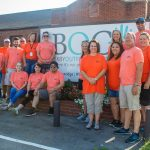 BTC volunteers on United Way Day of Caring