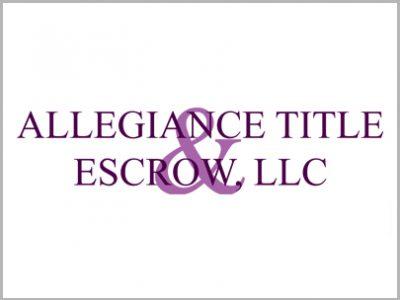 Allegiance Title & Escrow LLC