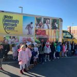 Primrose School donates food to BOC
