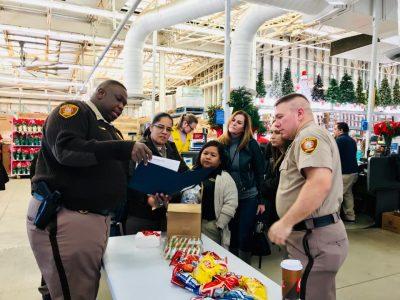 2019 Shop with a Cop