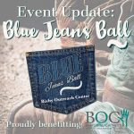 2020 Blue Jeans Ball Event Update