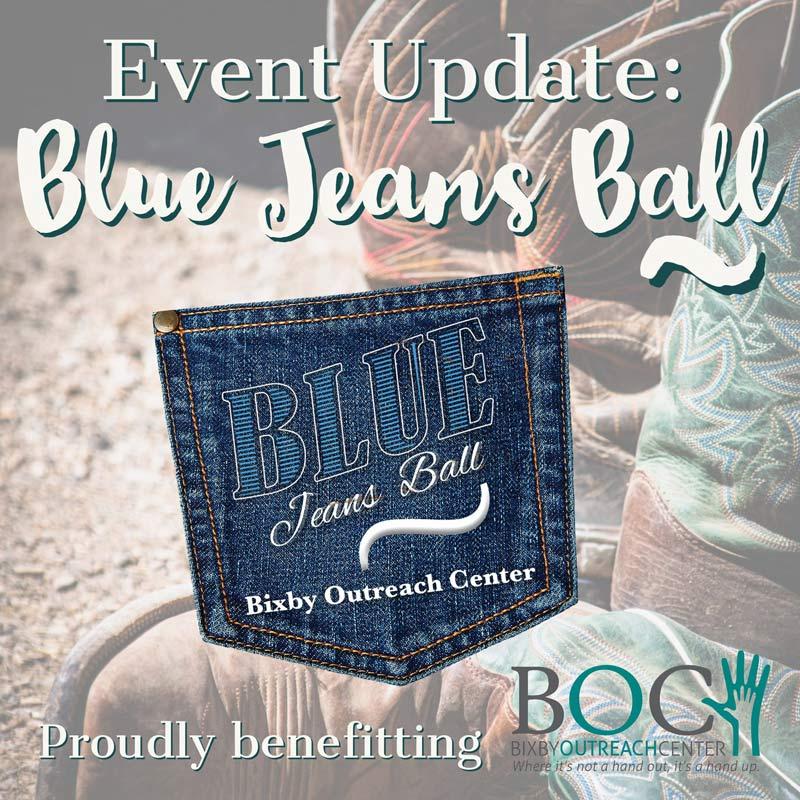 2020 Blue Jeans Ball Event Update