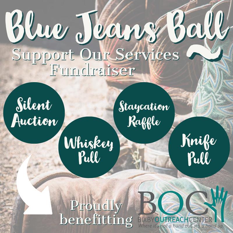 Blue Jeans Ball 2020 Fundraiser