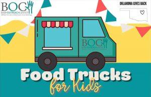 Food Trucks for Kids - 2021